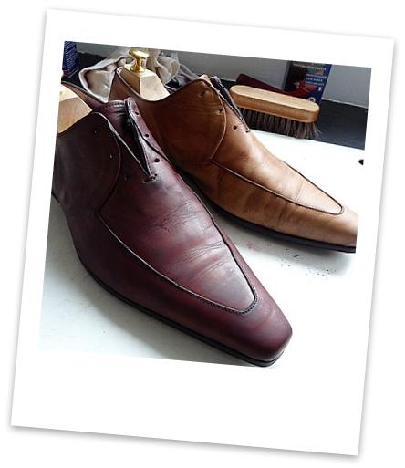 03 - Patine de chaussures